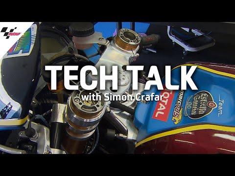 Chassis adjustment and ergonomics | #TechTalk with Simon Crafar