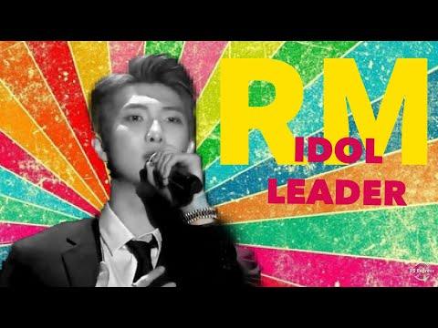 [BTS RM 방탄소년단 남준] The Infiring Leader of Bangtan!
