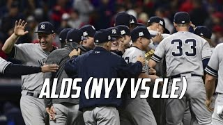 MLB | 2017 ALDS Highlights (CLE vs NYY)