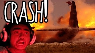 MALAYSIA PLANE FOUND! | The Forest Part 1