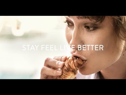 Stay Feel Live  Better