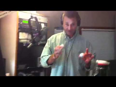 Rich Tries To Juggle