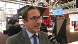 Motor Show 2016 Bologna – Sullo stand Peugeot con Carlo Leoni