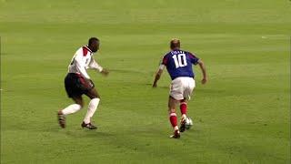 Zidane - Euro 2000 Level : Dribbling Skills, Passes, Goals