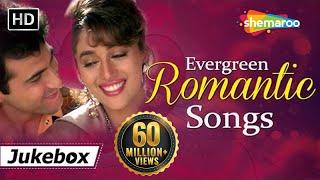 Evergreen Romantic Songs (HD) | Jukebox 6 | 90's Romantic Songs {HD} | Old Hindi Love Songs - YouTube