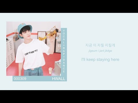 THE BOYZ (더보이즈) - KeePer (지킬게) (Color coded HAN/ROM/ENG Lyrics/가사)