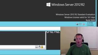 Installing Cumulative Updates on SharePoint 2016 - Video 5