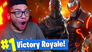 THIS ULTIMATE DUO MUST BE PATCHED! OMEGA SKIN AND BLACK KNIGHT TAKE OVER FORTNITE BATTLE ROYALE! OMG