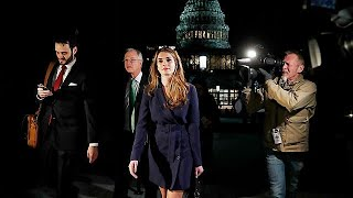 Hope Hicks resigns as Trump's White House communications chief