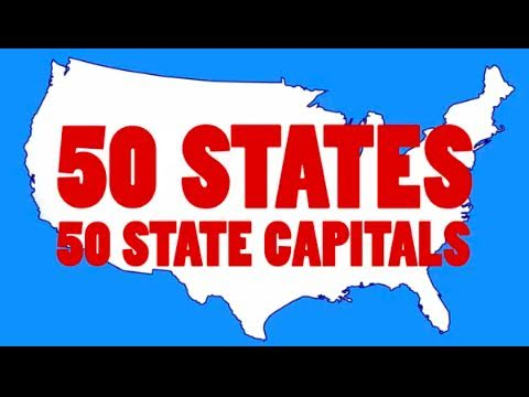 Usa States Abbreviations And Capitals - www ...