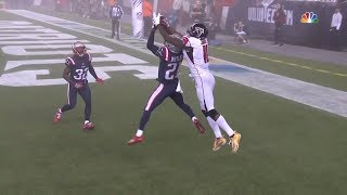 Julio Jones vs Malcolm Butler (2017) | WR vs CB Highlights