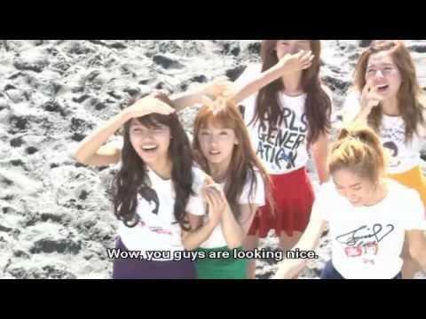 [1/4][ENG] Girls Generation / SNSD 少女 Photobook -