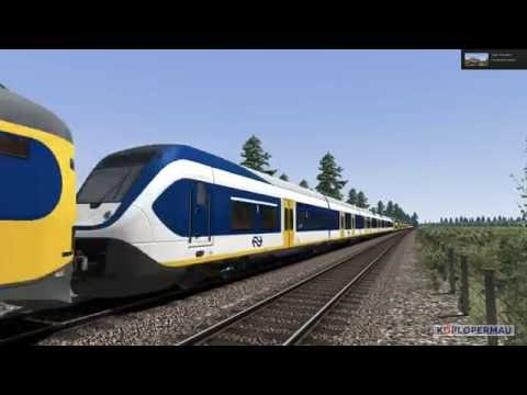 Train Simulator 2016: Preview Fictiva V3.0!