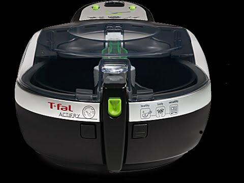 video T-fal Actifry Oil Less Air Fryer Full Review