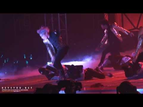 [fancam] 140309 SHINee World 'Evil' key full ver. - 샤이니 콘서트 Evil 기범