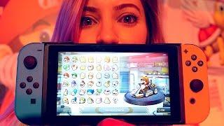Nintendo Switch HANDS ON!