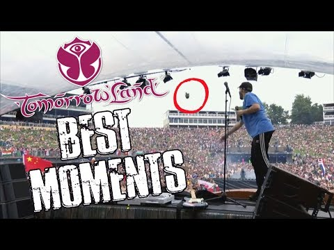 TOMORROWLAND 2018 Best Moments