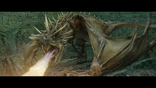 The Horntail Chase - Harry Potter and the Goblet of Fire HD