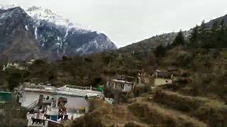 Joshimath-Auli ropeway journey
