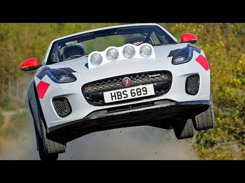 ?Jaguar F-TYPE Rally Car (2020) FIA-spec