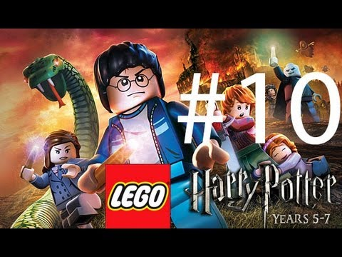 Lego Harry Potter Years 5-7 - PC - Enigma do Príncipe - Ep.10