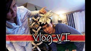 Vlog VI - A fun way to build a Christmas Tree