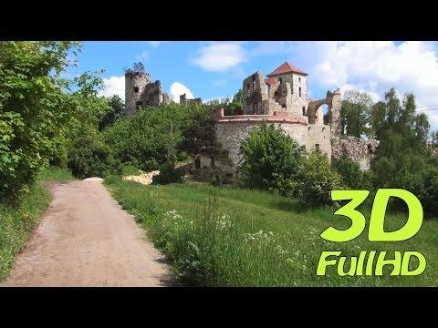 [3DHD] Extended edition / Wersja rozszerzona: Tenczyn Castle, Rudno, Poland / Zamek Tenczyn, Rudno