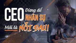 Bí quyết tạo động lực cho nhân viên tăng hiệu quả lên 300% - Ngô Minh Tuấn  | Học viện CEO Việt Nam