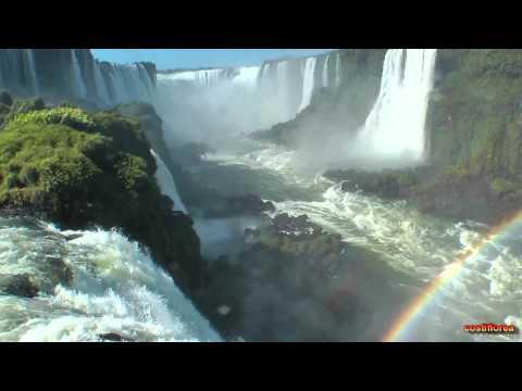 Iguazu /Iguassu/ vízesés