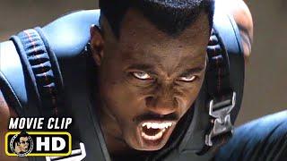 BLADE (1998) Clip - Blade Vs. Vampires [HD] Wesley Snipes