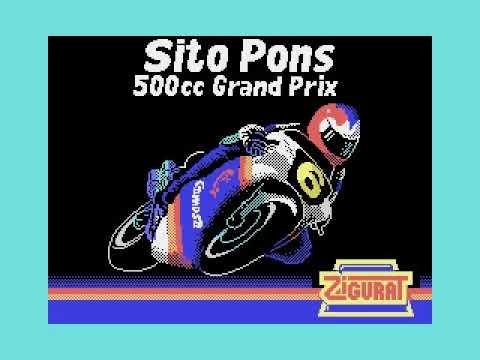 Sito Pons 500c Grand Prix  [MSX]