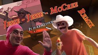 Jesse - Jesse - McCree (Remix by Freezzee)