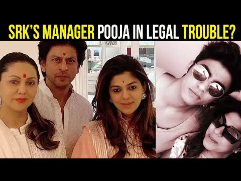 Mumbai lawyer seeks FIR against SRK's manager Pooja Dadlani and NCB's Sameer Wankhede