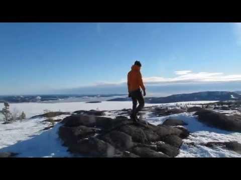 Snöskor i Skuleskogen / Snowshoes in Skule National Park (4/4).MOV
