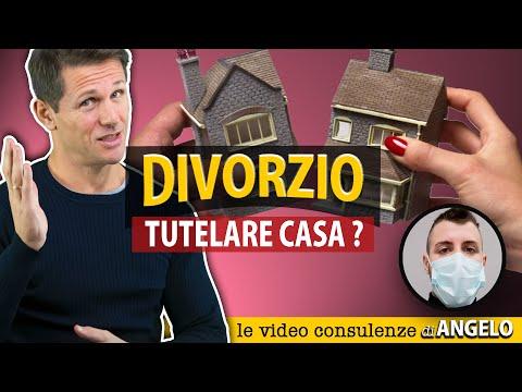 DIVORZIO: si può tutelare la casa? | avv. Angelo Greco