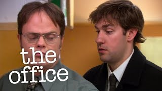 Dwight The Vampire Slayer - The Office US