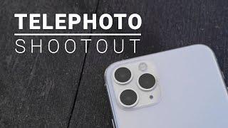 iPhone 11 Pro: Telephoto Shootout