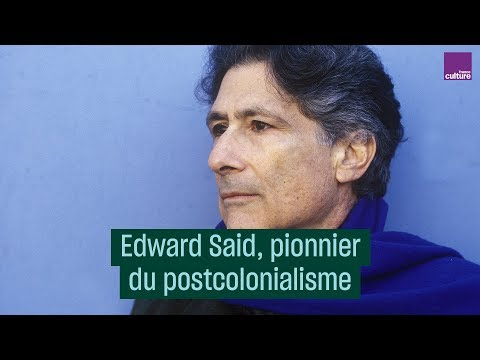 Vidéo de Edward W. Said