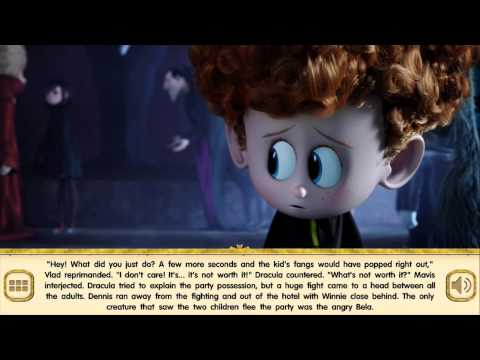 Hotel Transylvania 2 Official Storybook App