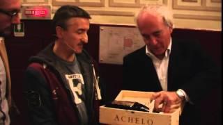 Il Consorzio Vini Cortona omaggia la stagione di Prosa del Teatro Signorelli