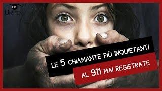 LE 5 CHIAMATE PIÙ INQUIETANTI AL 911 MAI REGISTRATE