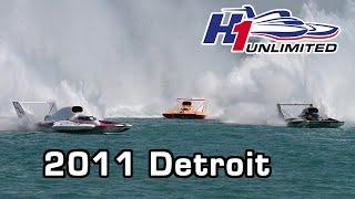 2011 APBA Gold Cup | Detroit, MI