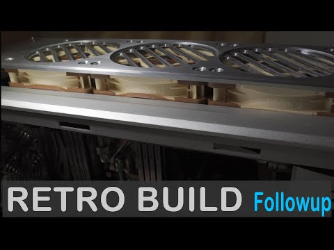 Noise-reducing Measures - Retro Build Followup (Ep8)