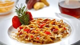 Hashbrown Waffle