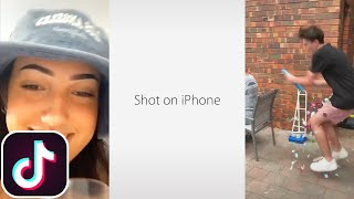Shot on iPhone Meme Parody | TikTok Compilation