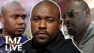 NFL Legends Fired For Misconduct!   TMZ Live