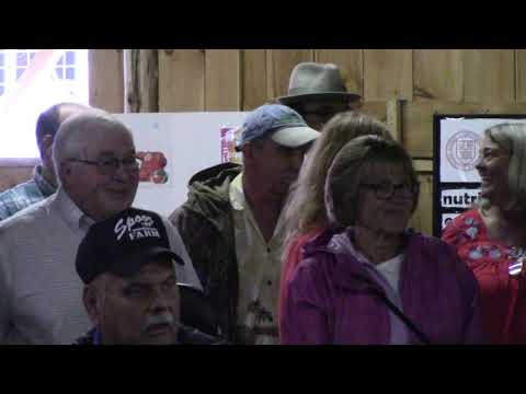 Clinton County Fair Opening  7-27-21