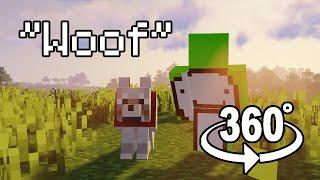 360° POV: You are Dream's Dog