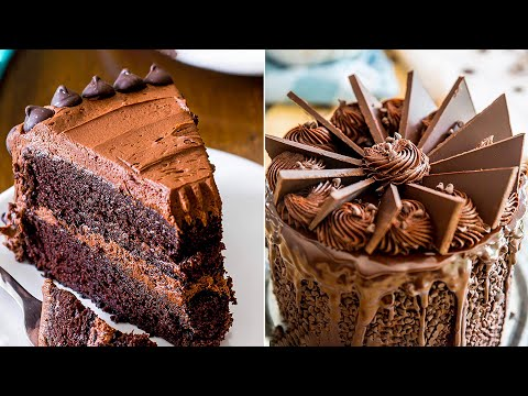 2-Minutes of Yummy and Delicious Chocolate Cake Recipes and Ideas you Must Try