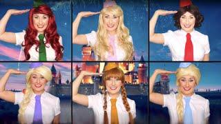 DISNEY WAR TIME SONG MEDLEY - A Disney Princess Parody